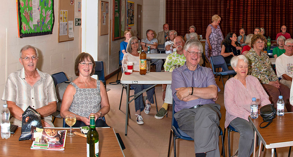 over 60s clubs in worcester